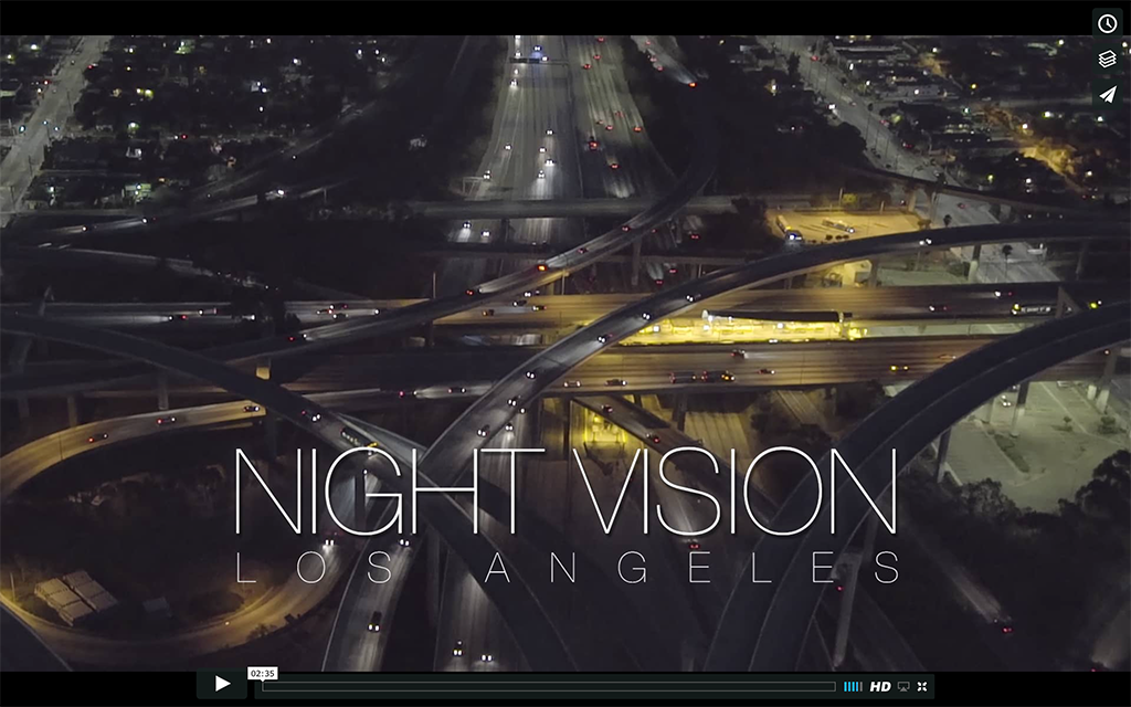 Night Vision: Los Angeles