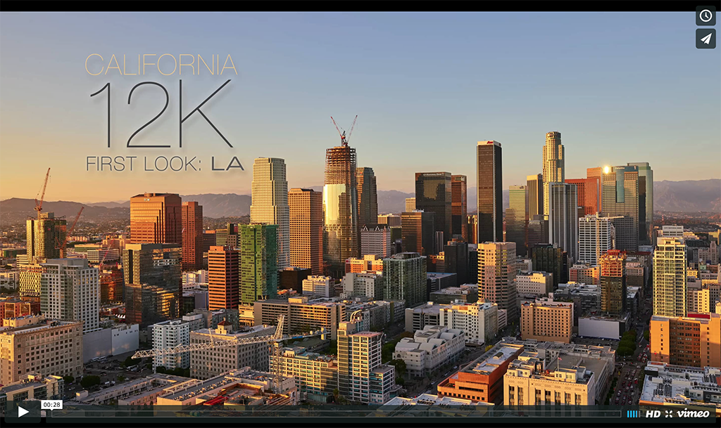 California 12K - First Look: LA